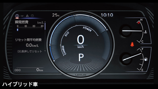 """UX250h """"version L"""""""